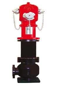13 - Hidrante con forma de columna
