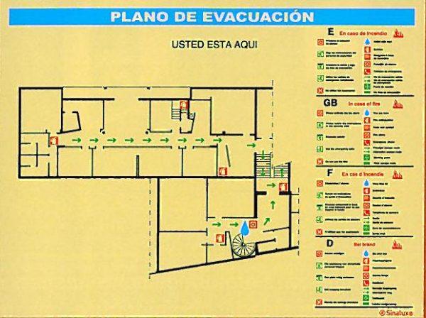 16 600x448 - Planos de evacuación