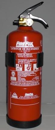 2kg1 - Extintor 2kg