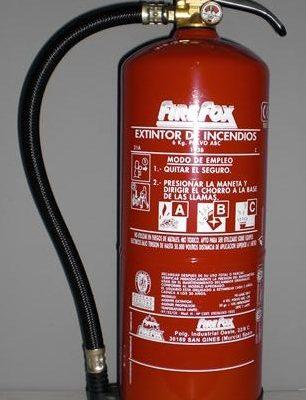 6kg ALTA EFICACIA 306x400 - Extintor 6kg Alta eficacia