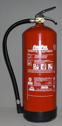 9kg1 - Extintor 9kg