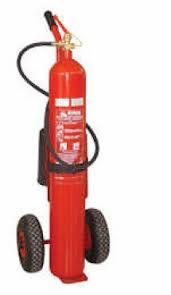 CARRO DE 10 KG - Extintor co2 10kg