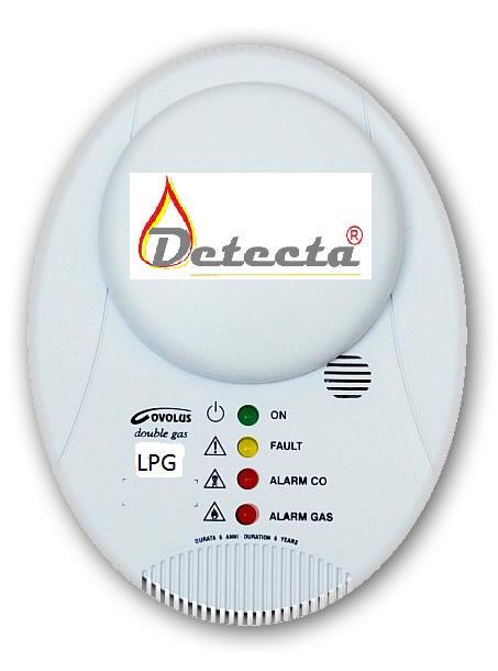 DETECTOR GAS LPG DETECTA PCI - detector autónomo de gas