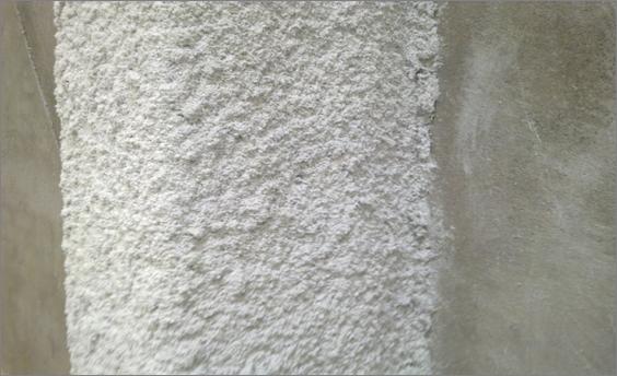 Imagen5 - Morteros a base de lana de roca (Propiedades anticorrosivas)