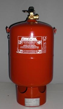 auto 6kg1 - Extintor automático 6kg