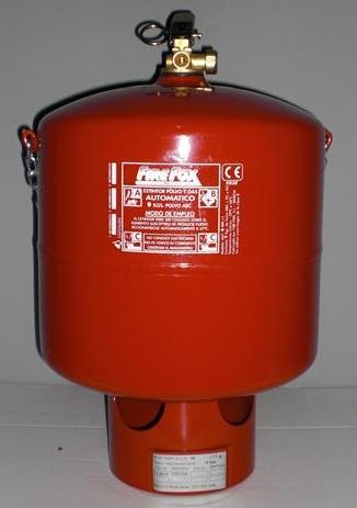 auto9kg1 - Extintor automático 9kg