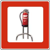 Soportes pra extintores