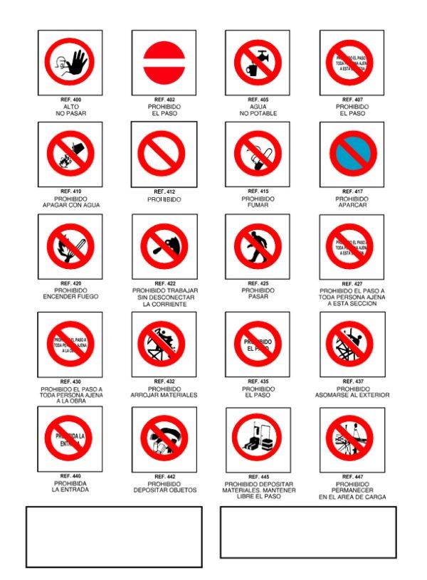 prohibicion 01 600x815 - Señales de prohibición
