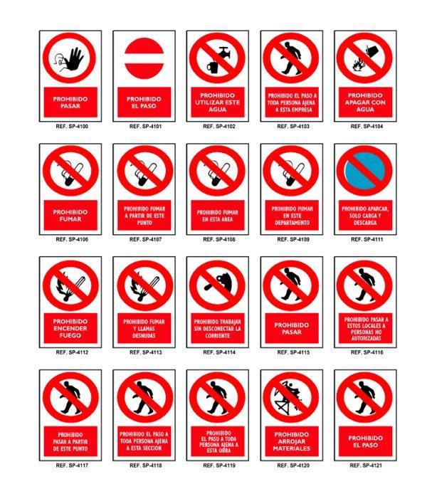 prohibicion 02 600x680 - Señales de prohibición