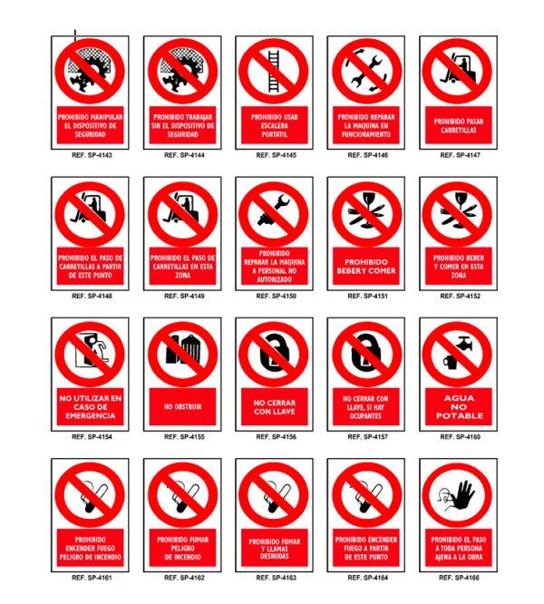 prohibicion 03 600x666 - Señales de prohibición