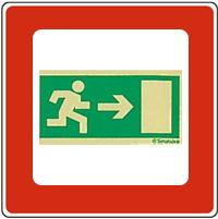Señales de evacuación